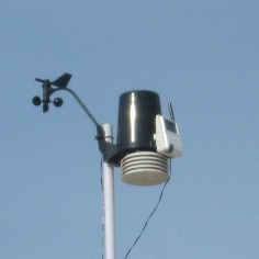 RingRoad Weather Station, Rajkot - A Private Automatic Automatic Weather Station