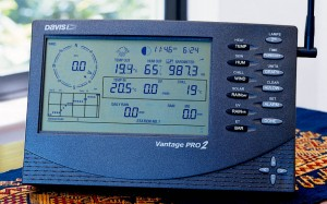 Davis Vantage Pro 2 Console