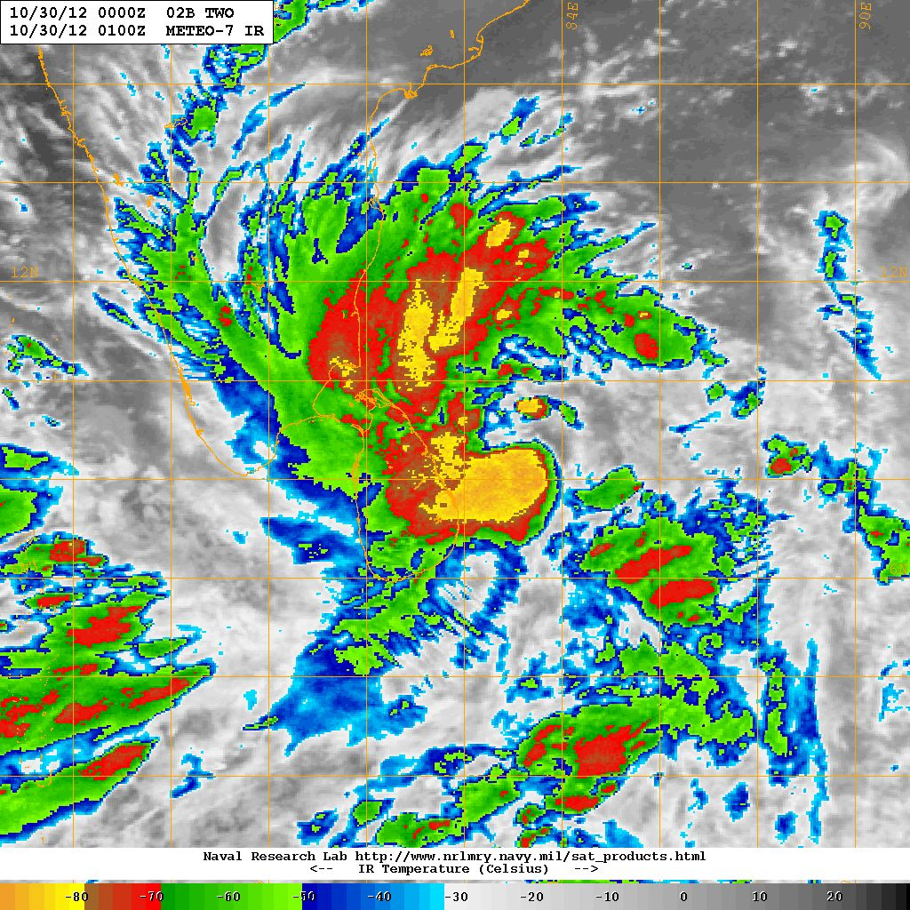 Cyclone Alert For North Tamilnadu Pudducherry South Andhra - Where are cyclones weather map us